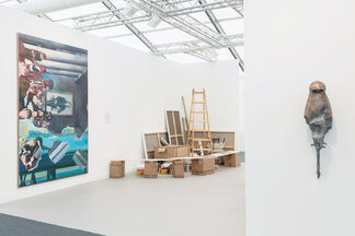 SPROVIERI at Frieze London 2017, installation view
