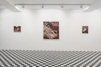 Pamela Phatsimo Sunstrum | Diorama, installation view