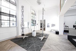 David Risley Gallery at CHART   ART FAIR 2015, installation view
