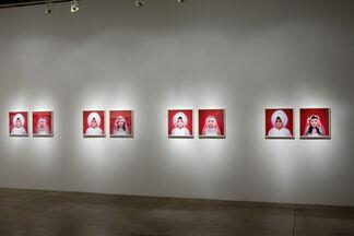 Tomoko Sawada BRIDE, installation view