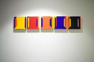 Jesse Amado and Alejandro Diaz: Double Pleasure | New York, installation view