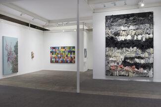 Simon Lee Gallery at FIAC 15, installation view