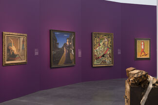 Surrealism: The Conjured Life, installation view