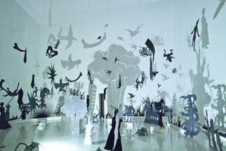 Horror en el Trópico, installation view