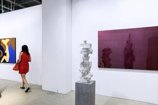 Galería OMR at Art Basel 2017, installation view