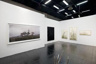 CONRADS at Art Cologne 2017, installation view