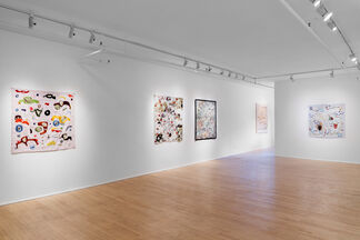 Recorded Cargo, installation view