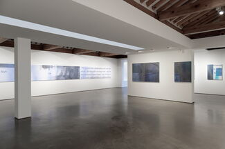 YOON Hyangro: Canvases, installation view