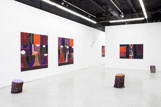 The Purest Air I've Known by Muzae Sesay, installation view