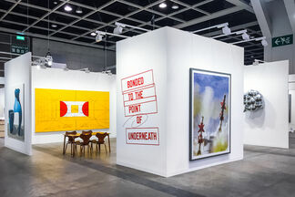 Mai 36 Galerie at Art Basel in Hong Kong 2016, installation view