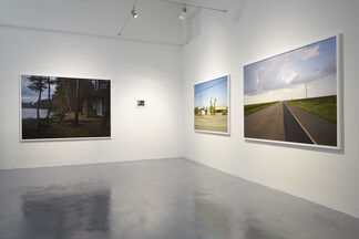 It Happened, installation view