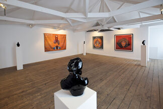 Henry Hussey 'You Can't Outrun This', installation view