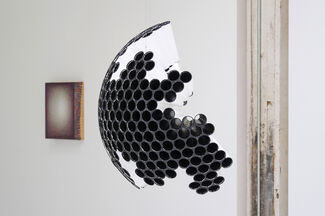 Emil Lukas: Twin Orbit, installation view