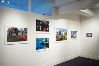 Alex Webb and Rebecca Norris Webb: Memory City, installation view