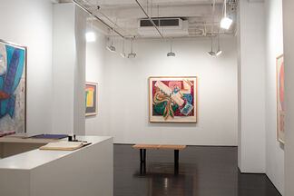 Group Exhibit, installation view