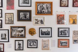El Teatro Campesino, installation view