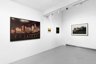 The City (And a Few Lonely People), installation view