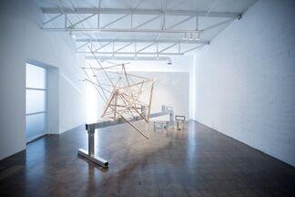Tightrope, installation view