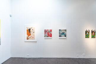 Nine Voices, installation view