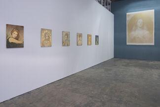 Michael Fullerton: Prussian Blue, installation view