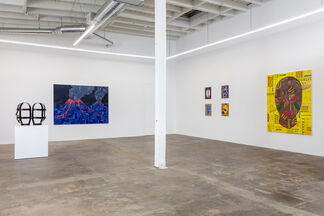 The Legitimacy of Brutality, installation view