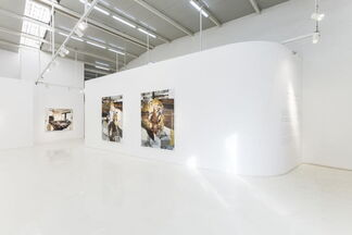 """""""LIU CHAO SPACE"""", installation view"""