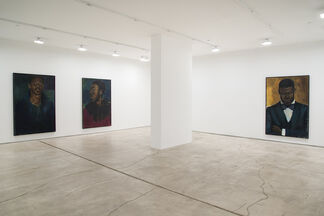 Lynette Yiadom-Boakye: The Love Within, installation view