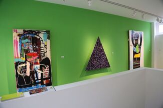 Optimistic : The Power of Now, installation view