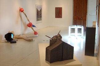 MARZO DIE ECKE 2005, installation view