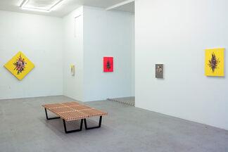 Arrangements, installation view