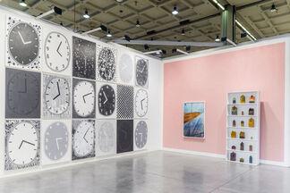 ROD BARTON at MiArt 2015, installation view