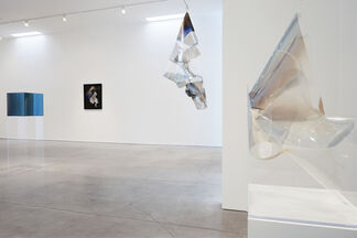 LARRY BELL, installation view