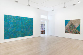 Elias Sime: Twisted & Hidden, installation view