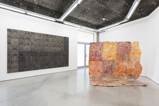 Gabriel Hartley, Asger Dybvad Larsen & Camilla Steinum, installation view