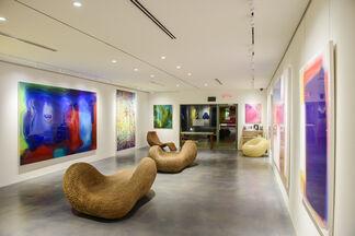 Solo Exhibition: Peter Zimmermann, installation view