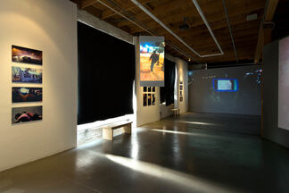 """""""N.A."""", installation view"""