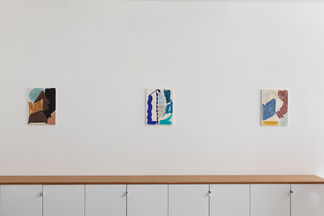 Patricia Treib, installation view