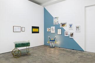 Papier.Salon., installation view