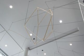 SLOW DIALOGUES: Time, Space, and Scale, installation view