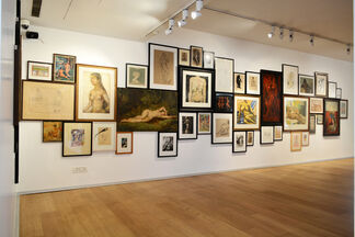STRĪ AVALEKHA – a collection of works from the archive, installation view