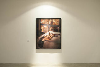 David Drebin »Love & Lights«, installation view
