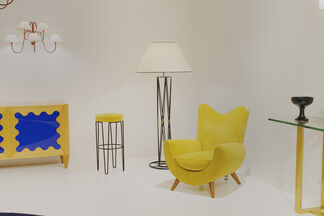 Galerie Jacques Lacoste at Design Miami/ 2013, installation view