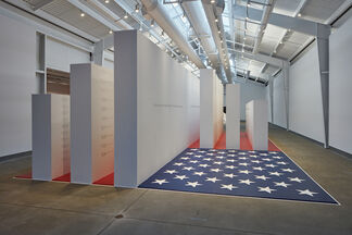 Be Not Still: Living in Uncertain Times (Part 1), installation view