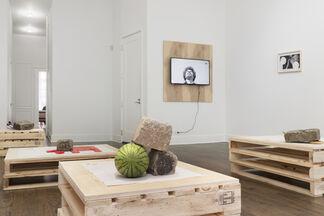 Paulo Nazareth - Innominate, installation view