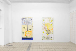 Mikael Lo Presti: A tree that will not rot, installation view