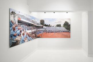 Martin Liebcher: Liebscherama, installation view