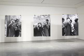 Natascha Sadr Haghighian, installation view