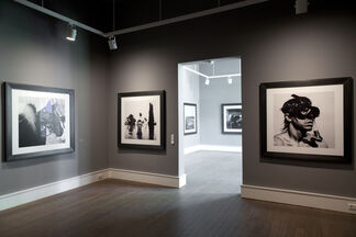 Inwards and Onwards, installation view