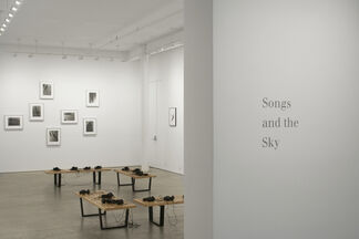 Songs and the Sky, installation view