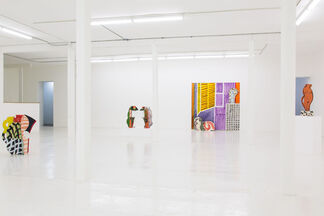 CONTRO VERSIES CONTRO VERSIA an inaccurate history of painting and ceramics, installation view
